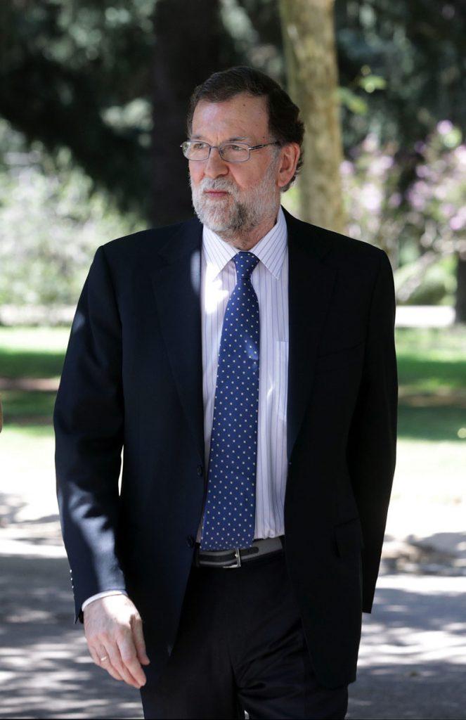 El presidente del Gobierno Mariano Rajoy. EFE