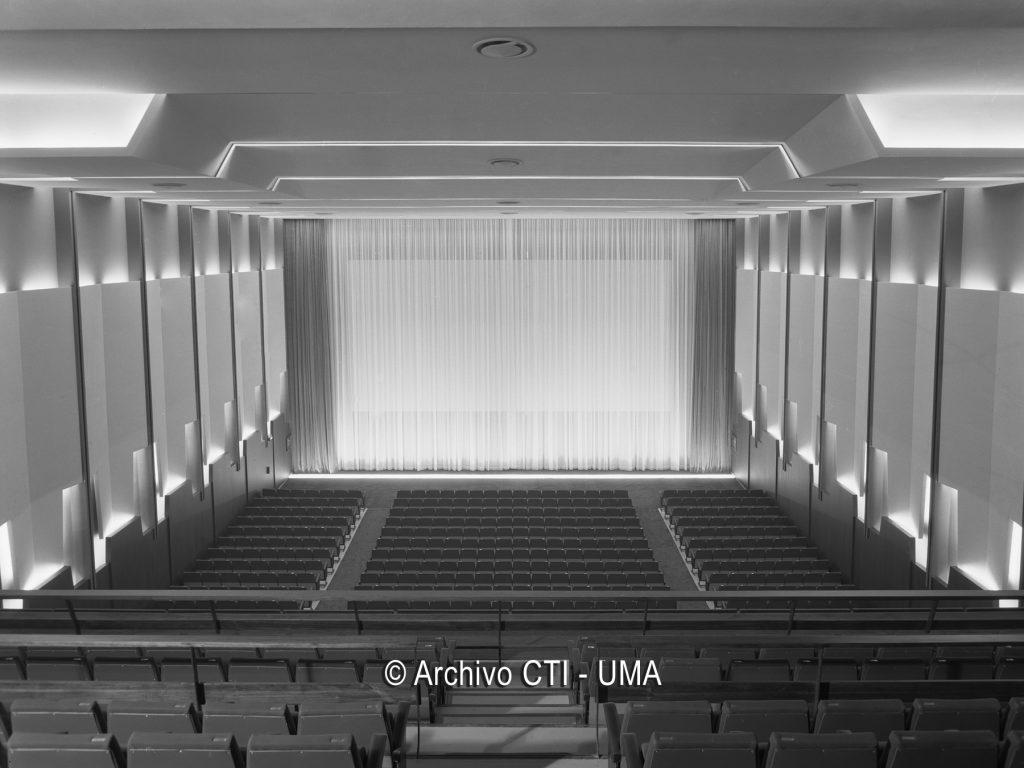 Teatro Alameda. (CTI UMA)